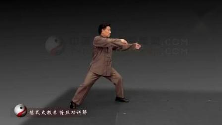 陈小旺(缠丝功教学)正视角