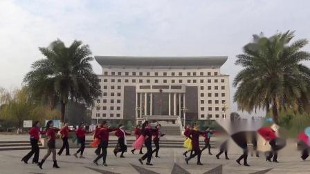 英慧姐妹广场舞  可可托海的牧羊人  2020.12.26.
