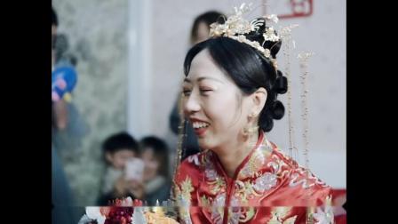 2020.11.22     毕炜杰&樊朝霞     婚礼MV