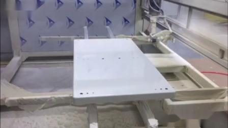 【森联涂装】家具自动喷漆机 PU面漆喷涂