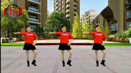 2020龙川思念广场舞个人版演示:兄弟保重