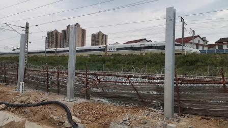 20200606 141648 西成高铁D1933次列车进汉中站