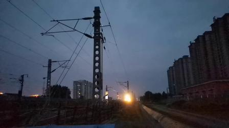 20200607 201927 阳安线客车0K262次列车出汉中站
