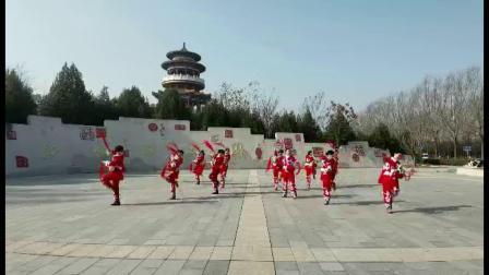 圣源体育舞蹈协会—泉乡舞韵舞蹈队