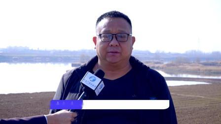 采访偃师市国土资源与规划局副局长 秦新安