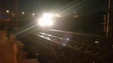 铁路摄影师丁丁宝成铁路广元段上下行线拍车专辑夜间篇