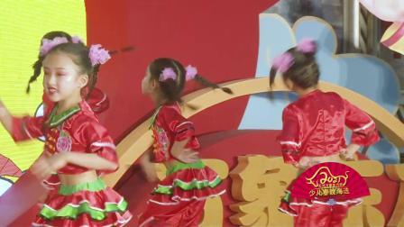 1727 舞蹈《小辫甩三甩》