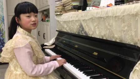 钢琴曲比赛视频