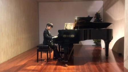 卢宥恺+钢琴+小学甲组+740+肖邦《波洛涅兹舞曲》