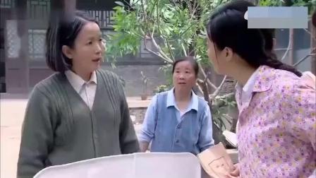 妈妈官复原职了,傻大姐直接买个双缸洗衣机,全院都羡慕!