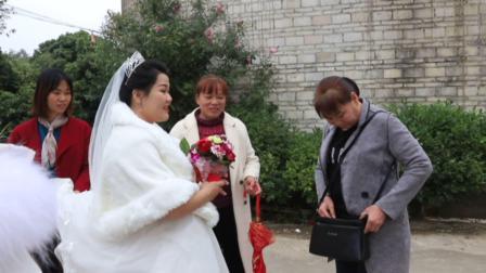 (高胜才.梁金凤)婚礼录像2020.12.25