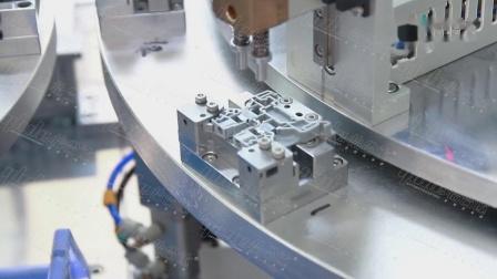 接线端子自动装配检测包装没备