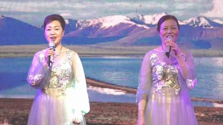 10女声二重唱《喀秋莎》