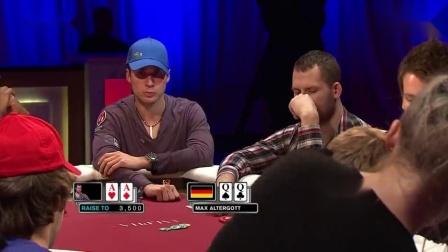 德州扑克:WPT巡回赛精彩手牌19:魔术师的AA为啥就这么惨