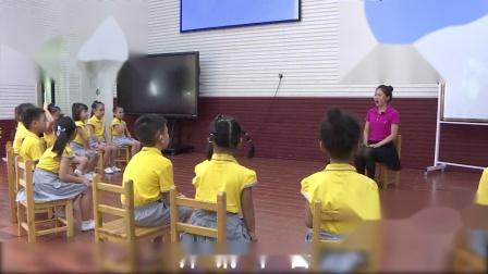 师讯幼儿园公开课-《猴子下山》