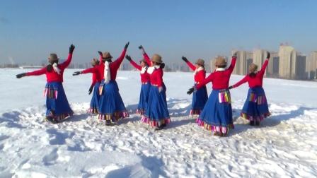 新疆藏家儿女爱心公益组合庆祝元旦快乐!0