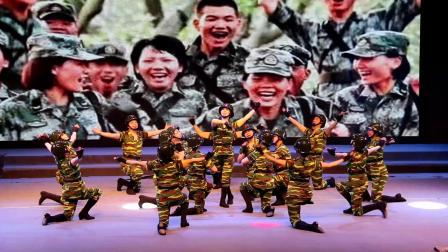 2021新年旗袍音乐会暨颁奖晚会 舞蹈《兵之歌》