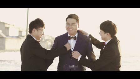 「17FILM」【嘻哈国际】戈正委@赵青 婚礼快剪