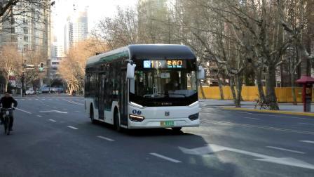 上海公交 巴士四公司 11路 S0Q-0018