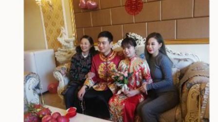 结婚庆典-王欢 姜懿轩2020.12.12