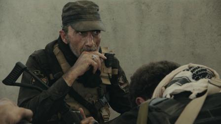 伊拉克特种部队小分队突袭武装分子据点将武装分子全部消灭
