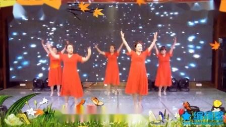 舞蹈表演《我和我的祖国》
