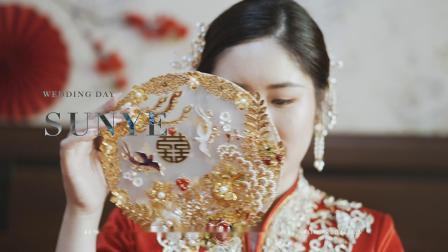「1.2婚礼快剪 Guo&Sun」 BuYiFilm出品