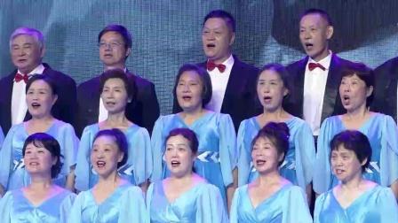 江苏青春老年大学大合唱《生命永不言败》