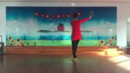 朱老师舞蹈系列······《过年啦》背面