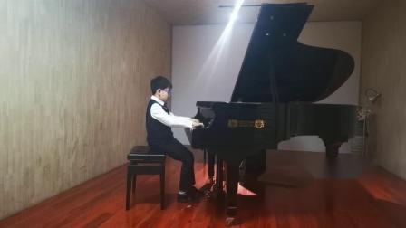 田长宽+钢琴+小学甲组+895+卡巴列夫斯基《舞曲》