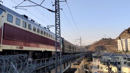 2021元旦开篇! 铁路列车视频集锦