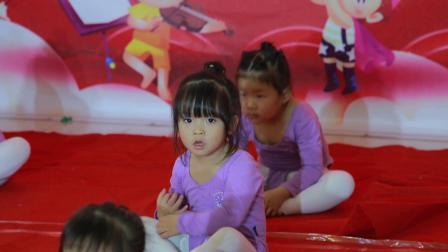 雷阳启稚幼儿园欢庆元旦乐器表演活动
