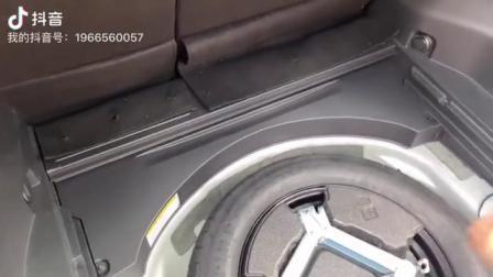 新款荣放RAV4/威兰达后备箱储物盒安装教程