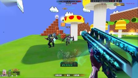 未宇吖:冷门武器幻影一个可以打生化的喷子!