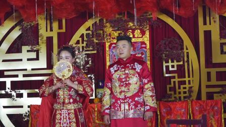 媚丽一生中式婚礼