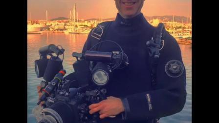 Orcatorch虎鲸 潜水探索海底世界 D530V潜水灯