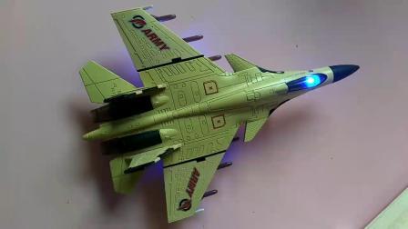 厂家直销歼15飞机灯光声音芯片 战斗机歼20飞机起飞音效芯片