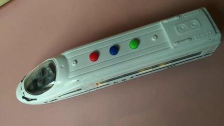 益智列车、高铁灯光音乐芯片