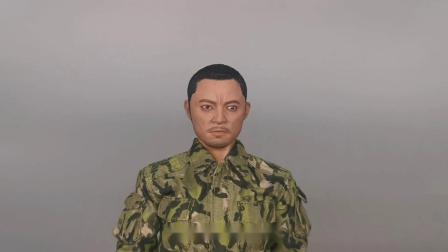 MINITIMES旗舰店 M022南疆卫士1/6兵人模型 开封兵人测评