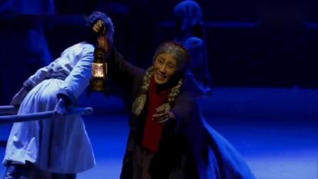2019第十二届荷花奖舞蹈大赛成品舞群舞民族民间舞比赛视频《在路上》