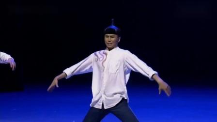 2019第十二届荷花奖舞蹈大赛成品舞群舞民族民间舞比赛视频 《草原的儿子》