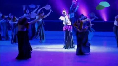 2019第十二届荷花奖舞蹈大赛成品舞群舞民族民间舞比赛视频《玄音鼓舞》