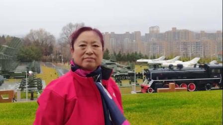 从赤峰到辽宁旅游6-丹东旅游之游抗美援朝纪念馆