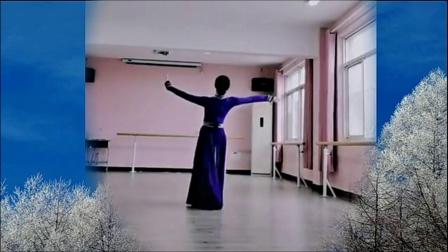 《我在纳林湖等着你》编舞:小莹老师 演示:睿庭舞蹈韩老师