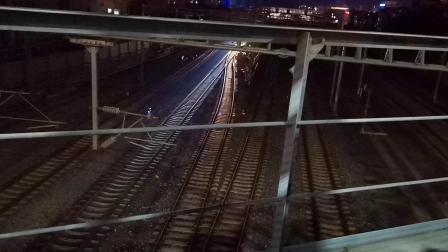 20200617 211253 阳安线客车K205次列车出汉中站
