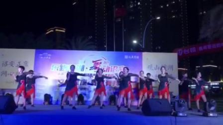 2021元旦全民健身广场舞汇演第三场