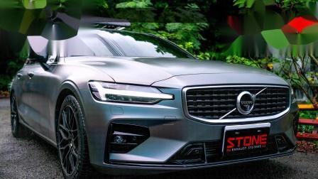 Volvo V60 T5R  Stone Valvetronic Cat-back System installation