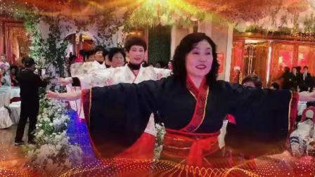 榆关广场健身操队参加舞林盟主(秦皇岛分会)新年联欢会片段