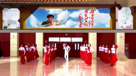 《永恒的歌谣》子龙明星团队北京流星雨舞蹈队17人队形版