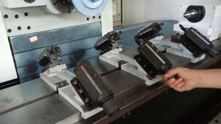 数控花键磨床-功能部件-支架